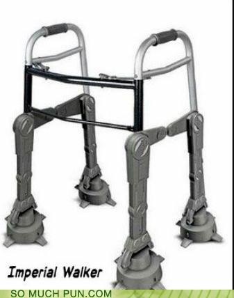 walker,imperial walker,star wars,imperial,double meaning