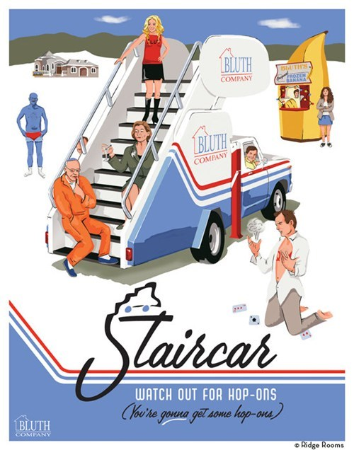 Staircar: The Movie