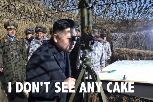 Touche of the Day: North Koreans Using Homophone to Make Fun of Kim Jung Un