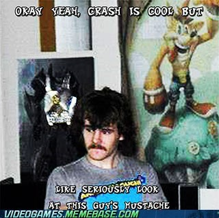 Mustache Crash 2012?