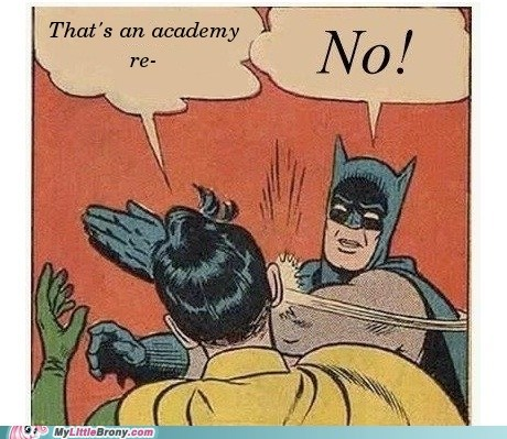 Academy STFU