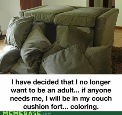 growing up,forts,coloring