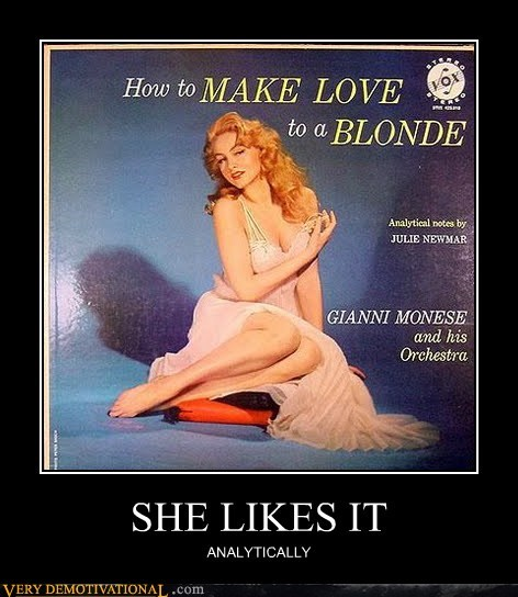 blonde,likes it,orchestra