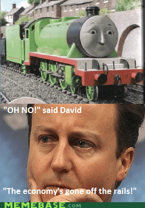 David the Tank Engine