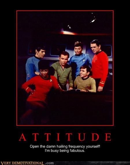 Sexy Ladies,uhura,attitude,Star Trek