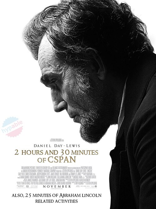 Lincoln: The Honest Movie Poster