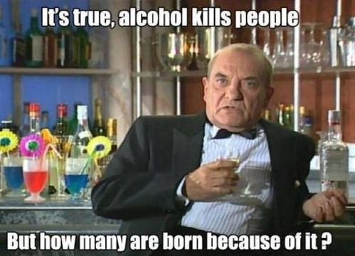 Were YOU An Alcohol Baby?