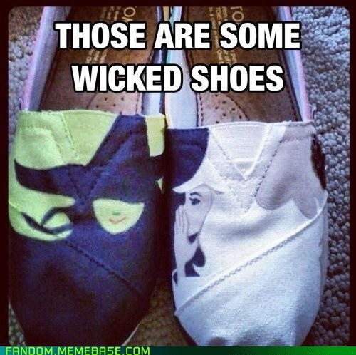 Wicked Awesome, You Mean?