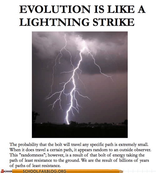 Science 362: Thunderbolts of Lightning, Very Very Frightening Me