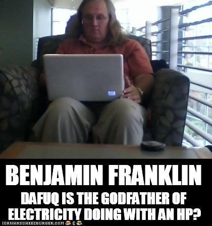 Benjamin Franklin's HP