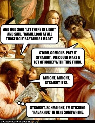 jesus,jokes,bible,comicus,writing