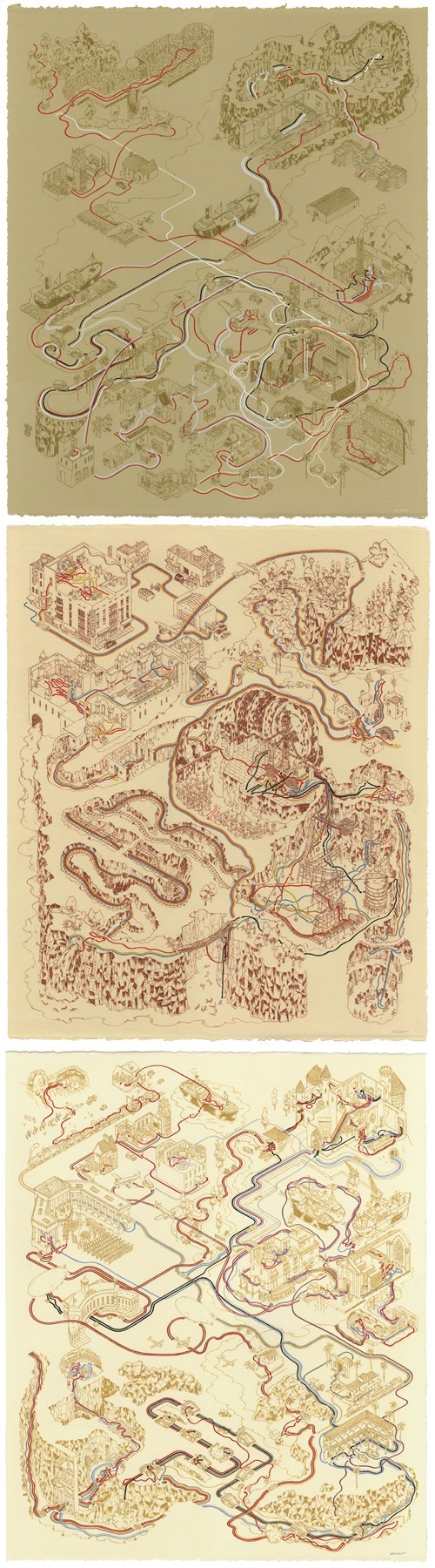 trilogy,Indiana Jones,paths,fan art,Maps