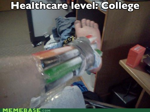 Instant Juice! Just Add Injury!