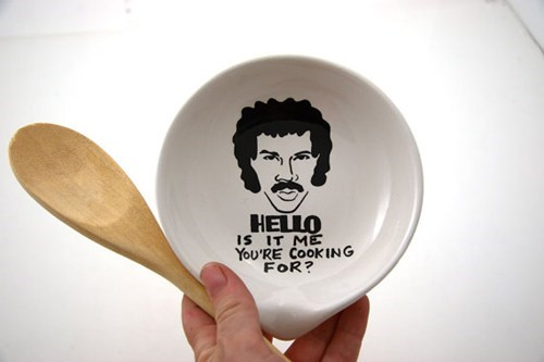 Lionel Richie is Hungry
