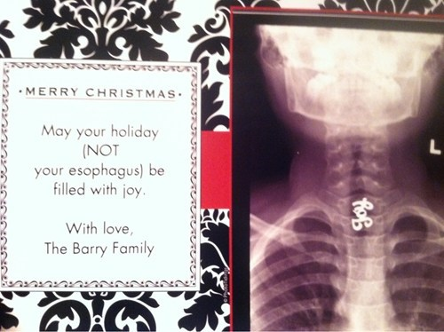 Holiday Card WIN
