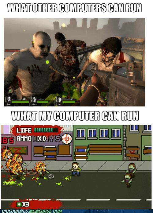 computers,dead pixels,PC,left 4 dead 2