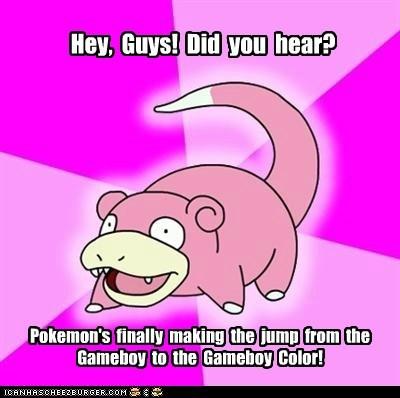 Evolution of the Pokemon World