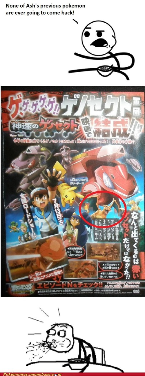 The Return of Charizard?!
