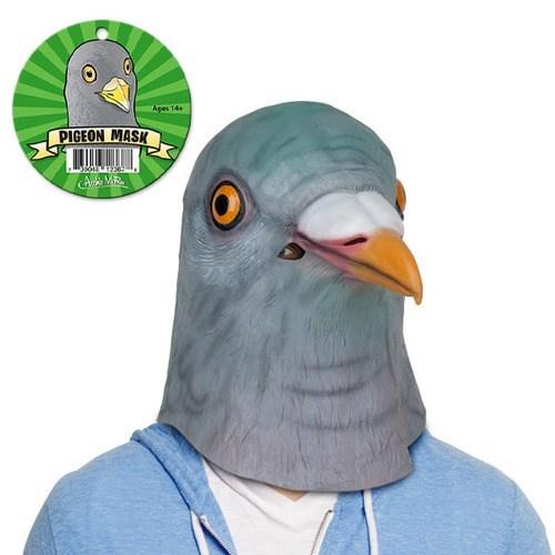 Giant Pigeon Mask