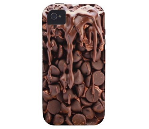 chocolate chips,case,chocolate,phone case,iphone