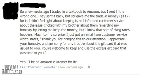 Good Guy Amazon WIN