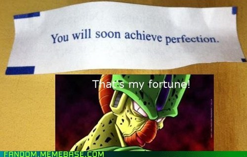 Dragon Ball Z,cartoons,fortune cookies