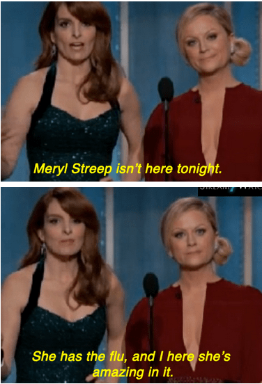 Meryl is Wonderful in EVERYTHING