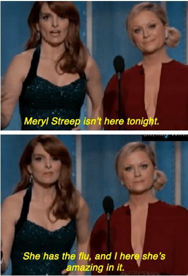 Meryl is Wonderful in EVERYTHING
