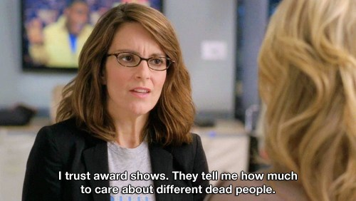 Strangely Prophetic Words From Liz Lemon