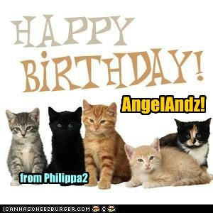 Happy Birthday AngelAndz!
