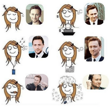tom hiddleston,actor,funny