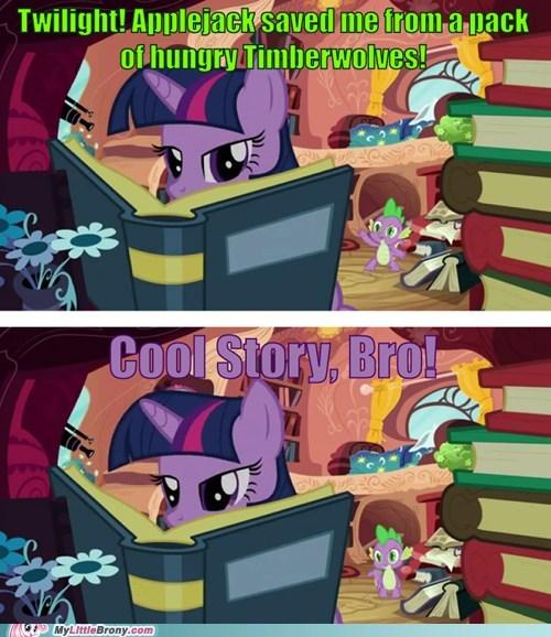 Cool Story, Spike!