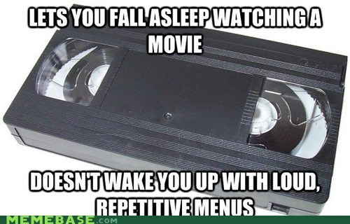 dvds,VHS,sleep,tape