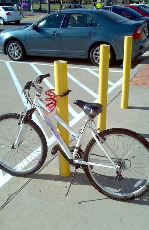 security,bike,genius