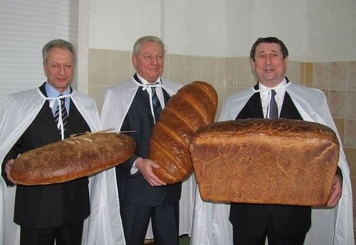 The Kings of Bread