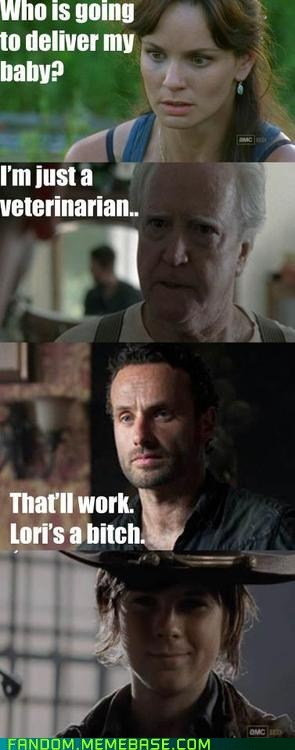 That'll be Just Fine, Hershel