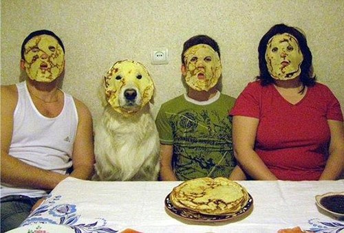 pancake,faces