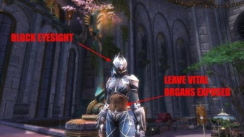 Armor Design Logic