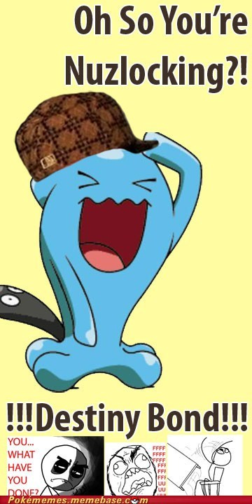 Damn You Wobbuffet
