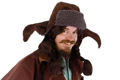 bofur,dwarf,floppy,The Hobbit,hat