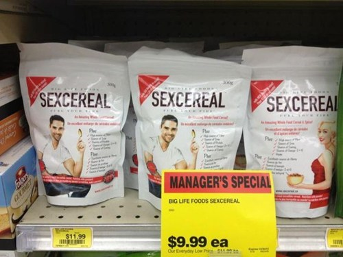Cereal For Your Frustrations