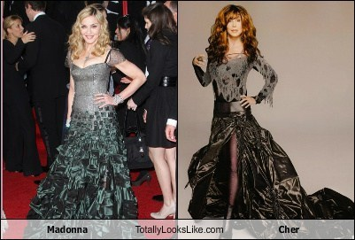 Madonna Totally Looks Like Cher