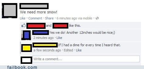 Another 12 Inches?