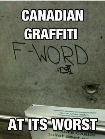 Those Nasty, Nasty Canadians