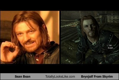 Sean Bean Totally Looks Like Brynjolf From Skyrim