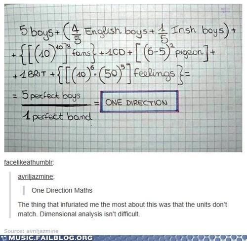 one direction math,boy bands