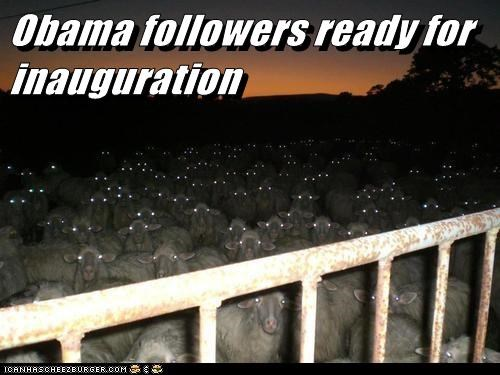 Obama followers ready for inauguration