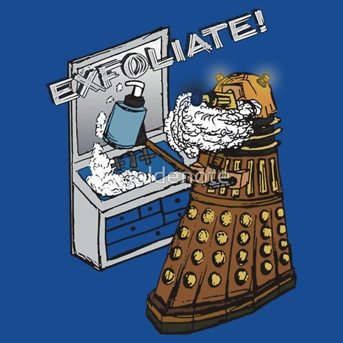 Daleks Give the Closest Shave