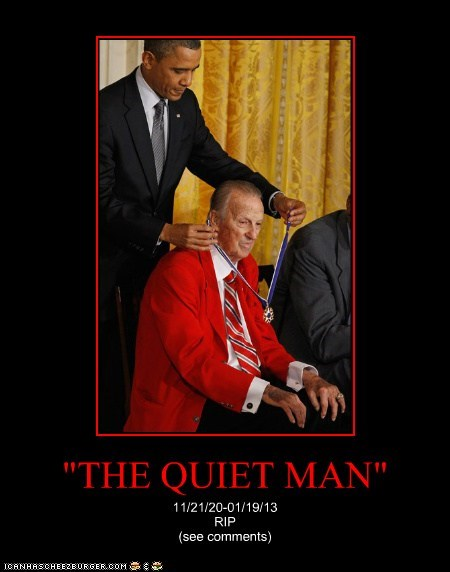 """THE QUIET MAN"""