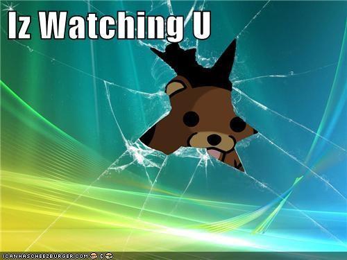 Iz Watching U